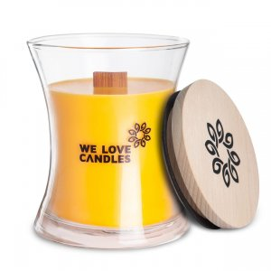 Scented Candle Melon & Honey (1)