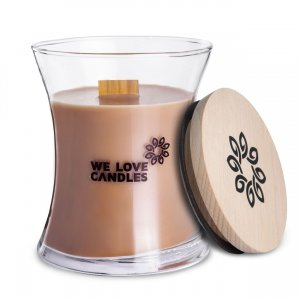 Scented Candle Ginger  Cookie (1)