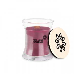 Scented Candle Basket of Tulips (1) (1) (1) (1)