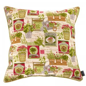 Decorative pillow Herbs