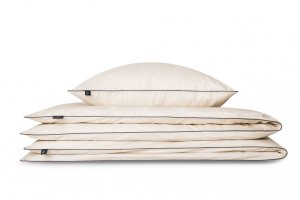 Cotton bedding Avorio