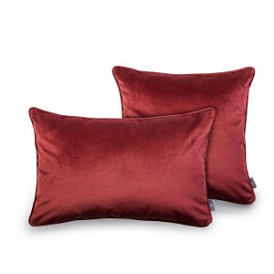 Decorative pillow Mystic Burgundy