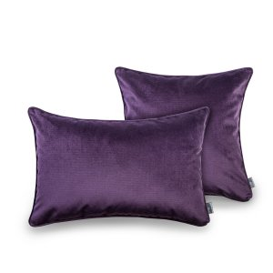 Decorative pillow Dark Violet