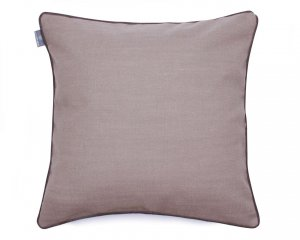 Decorative pillow  Check Dark Chocolate (1)