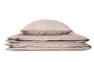 Cotton bedding Beige